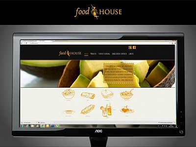 Foodhouse pagweb
